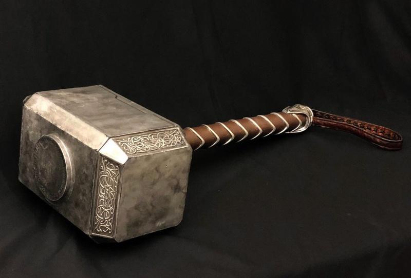 Thor's Mjolnir Hammer from Thor: The Dark World
