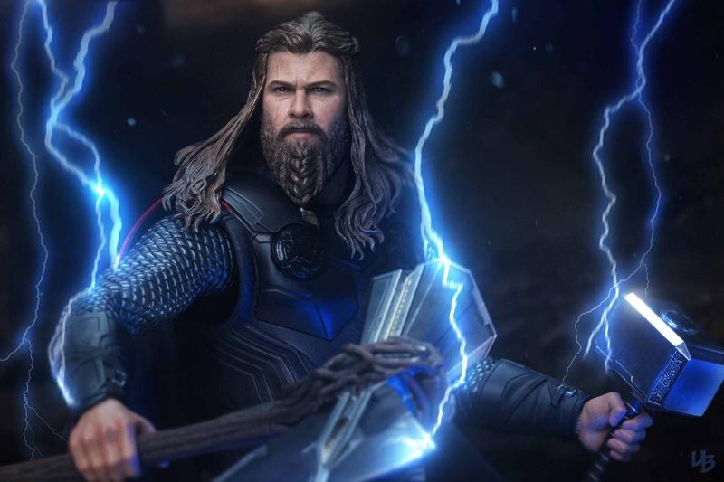 Thor Close-Up