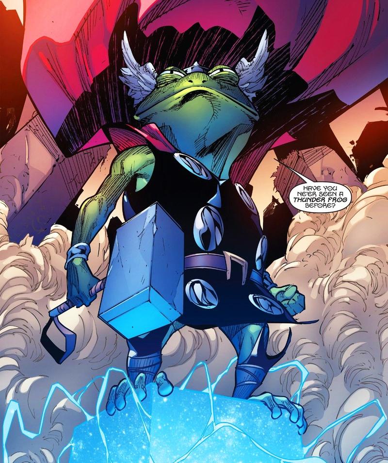 Throg Comics