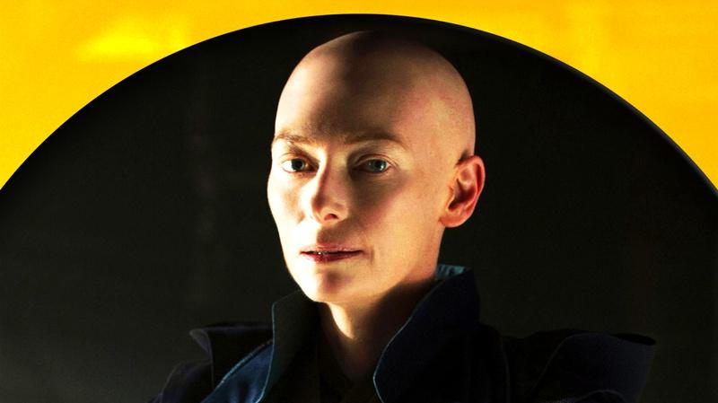 Tilda Swinton Doctor Strange Ancient One