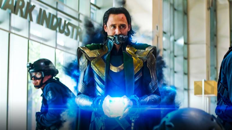 Loki Tesseract