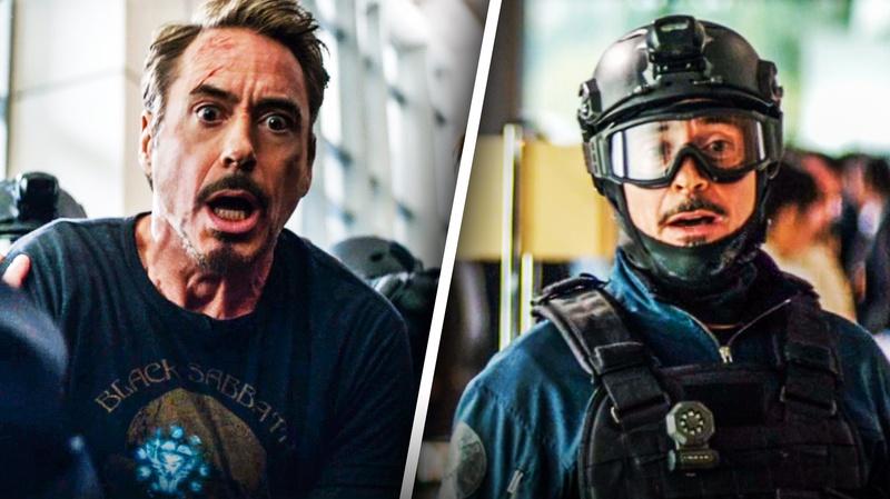 Tony Stark Loki