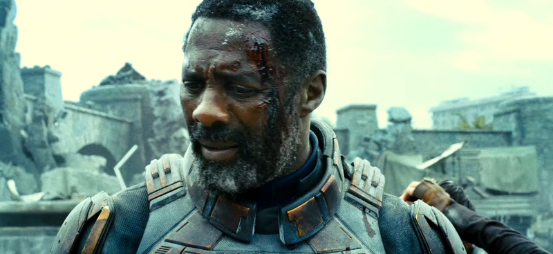 Bloodsport Idris Elba The Suicide Squad