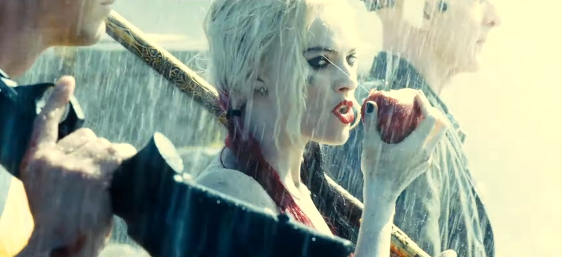 Harley Quinn Apple The Suicide Squad