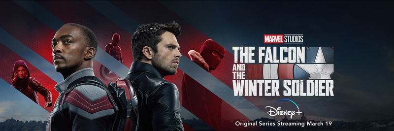 Falcon and Winter Soldier Twitter Banner