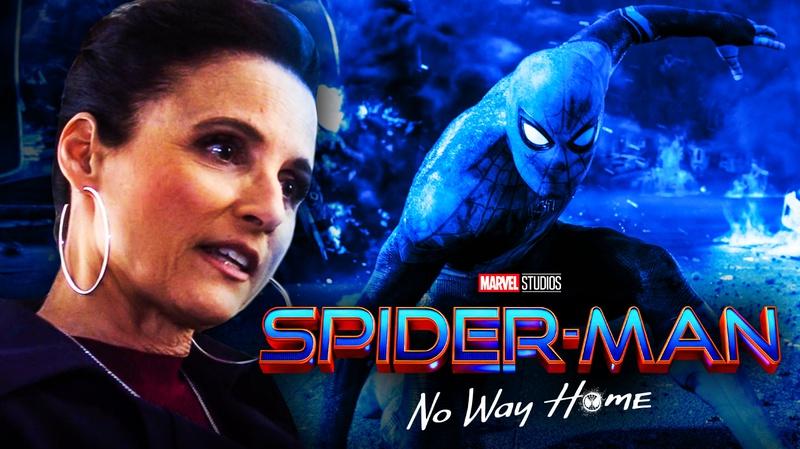 Spider-Man Julia Louis Dreyfus