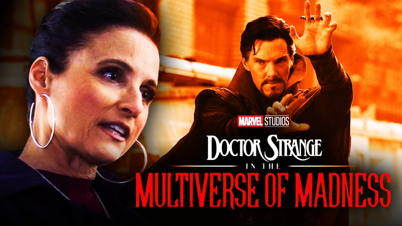 Doctor Strange Julia Louis Dreyfus