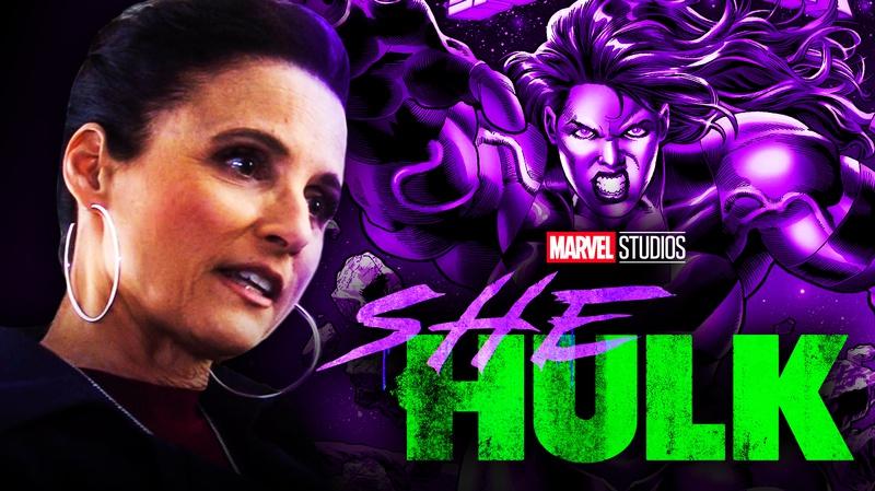She-Hulk Julia Louis Dreyfus