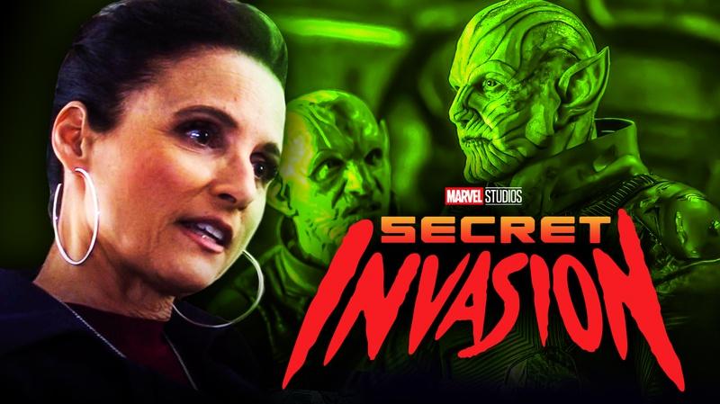Secret Invasion Julia Louis Dreyfus