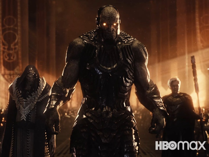 vilal - Se revelan nuevas escenas con Darkseid, Batman y más en nuevo teaser