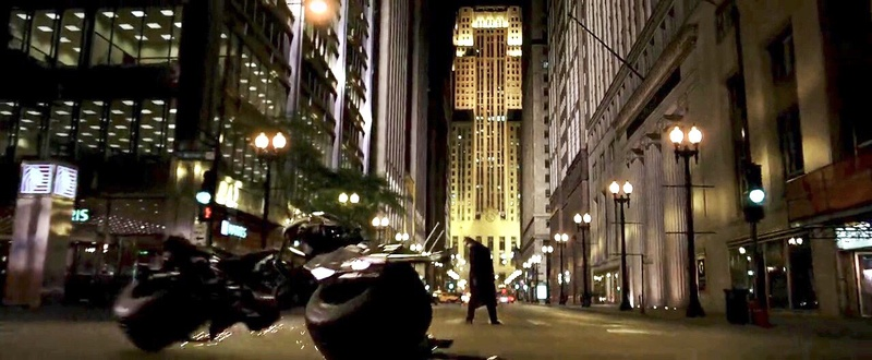 The Dark Knight Joker Scene