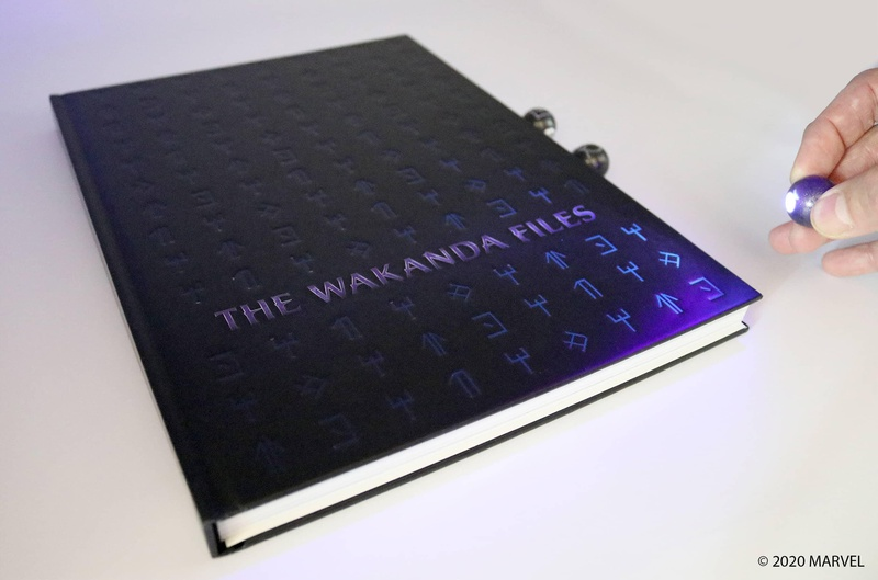 Wakanda Files UV