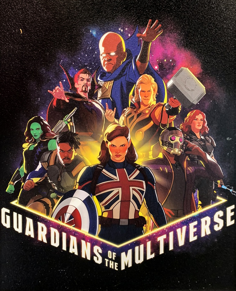 What If Poster Guardians of the Multiverse