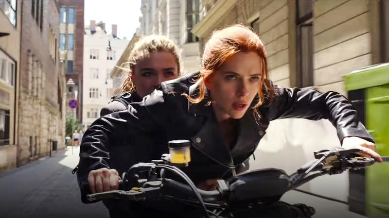 Black Widow, Marvel, MCU, Yelena Belova