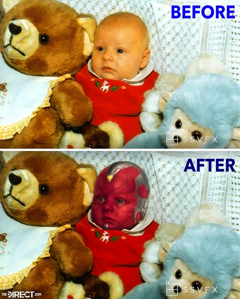 wandavision baby vision