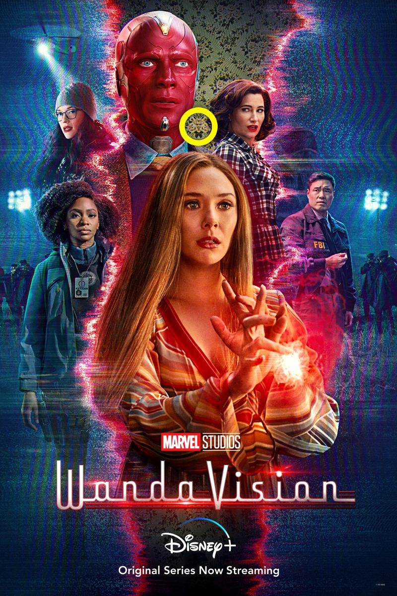 WandaVision Poster Devil