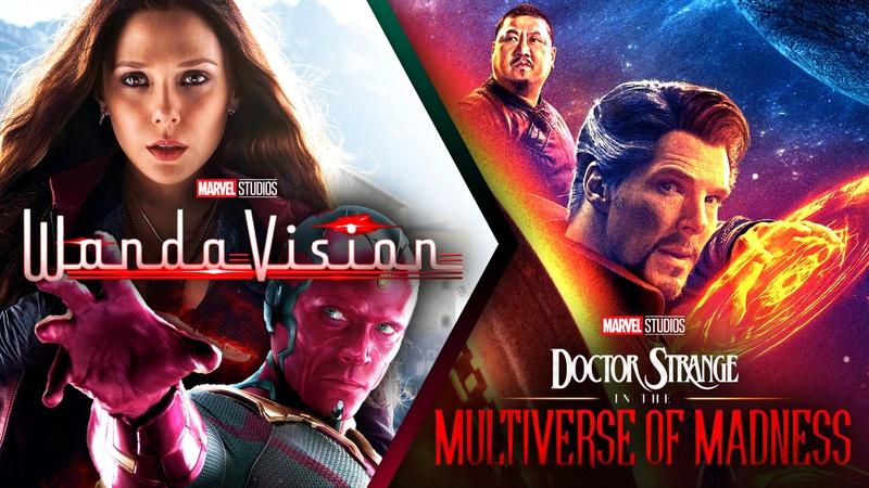 WandaVision and Doctor Strange
