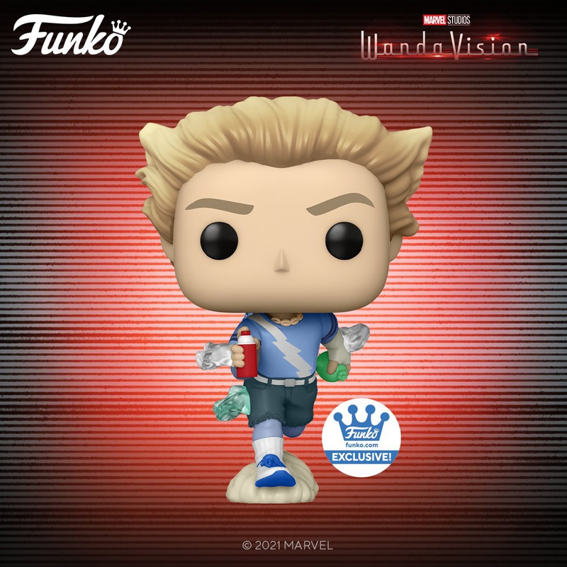 Quicksilver WandaVision Funko Pop