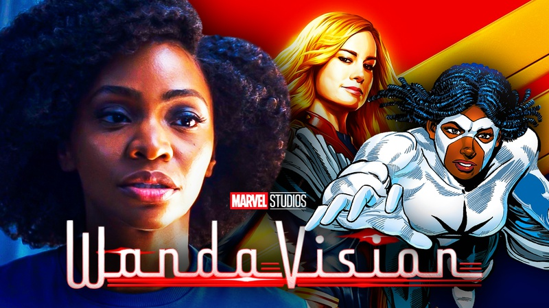 Monica Rambeau, Captain Marvel, Photon