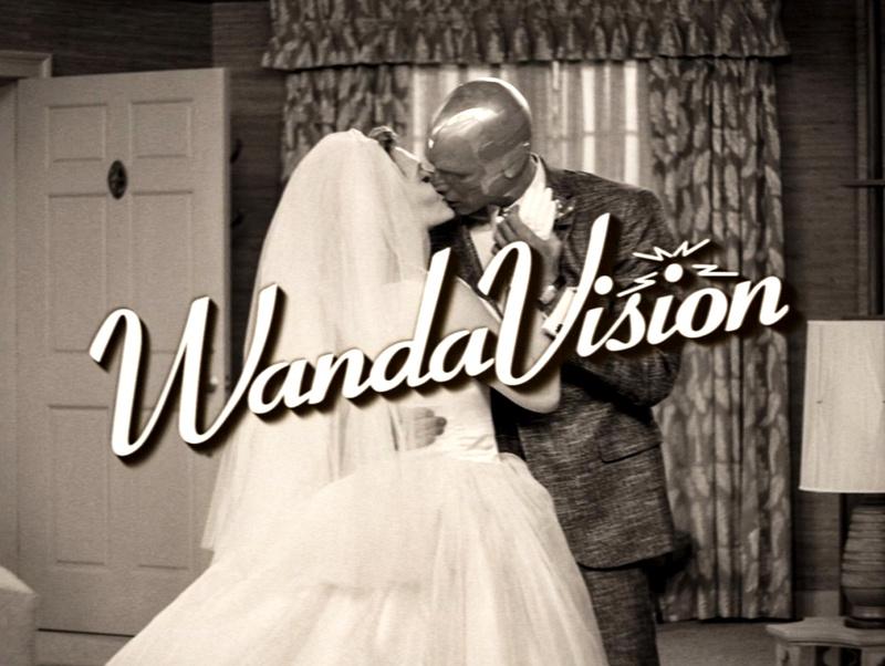 WandaVision Episode 1 Opening