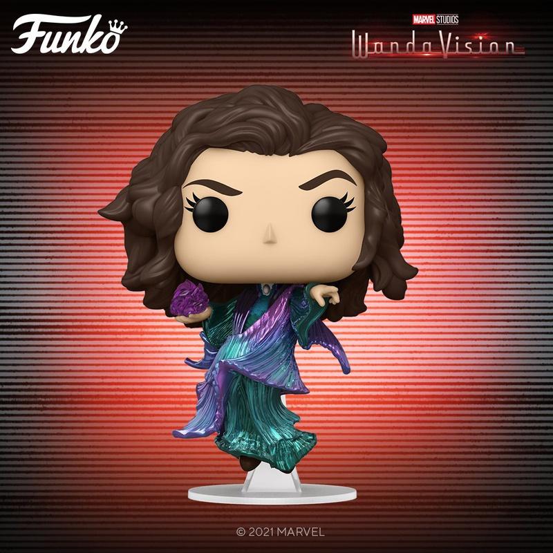Agatha Harkness WandaVision Funko