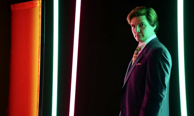 Maxwell Lord, portrayed by Pedro Pascal
