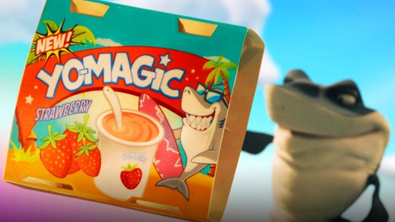 WandaVision Yo-Magic commercial