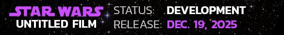 2025 Star Wars Movie